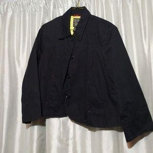 Lucky sz Large jacket black